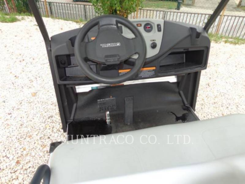 CLUB CAR UTILITY VEHICLES / CARTS CARRYALL 300 equipment  photo 6