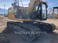 CATERPILLAR PELLES SUR CHAINES 320E L CF equipment  photo 4