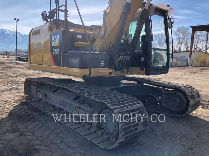 Caterpillar EXCAVATOARE PE ŞENILE 320E L CF equipment  photo 4