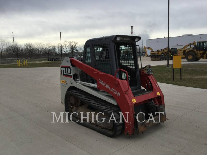TAKEUCHI MFG. CO. LTD. CARGADORES MULTITERRENO TL10 equipment  photo 1