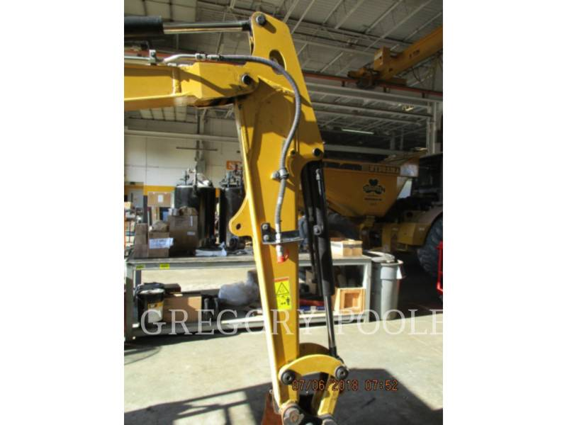 CATERPILLAR KETTEN-HYDRAULIKBAGGER 303.5E2 CR equipment  photo 18