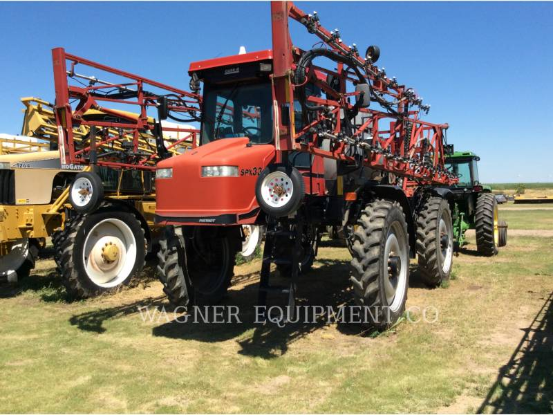 CASE SPRAYER 3310 equipment  photo 1