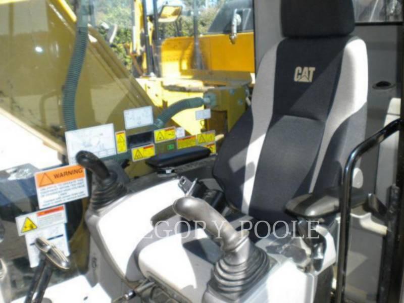 CATERPILLAR TRACK EXCAVATORS 320E/HYD equipment  photo 22