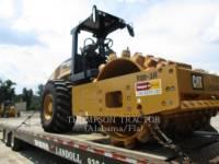 Equipment photo CATERPILLAR CP56B VIBRATORY SINGLE DRUM PAD 1