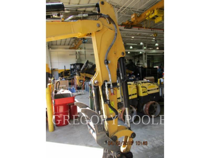 CATERPILLAR TRACK EXCAVATORS 303.5E CR equipment  photo 16