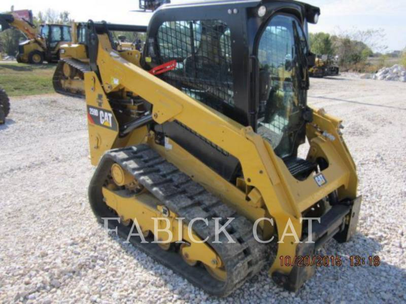 CATERPILLAR UNIWERSALNE ŁADOWARKI 259D C3H4 equipment  photo 1