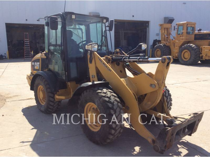 CATERPILLAR WHEEL LOADERS/INTEGRATED TOOLCARRIERS 906H2 equipment  photo 1