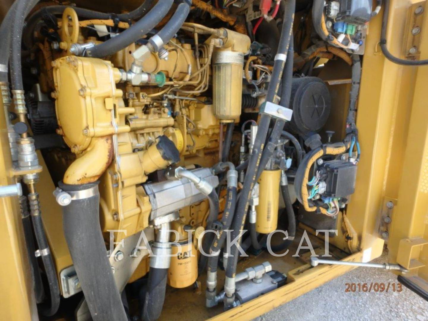 Detail photo of 2010 Caterpillar CD54 from Construction Equipment Guide