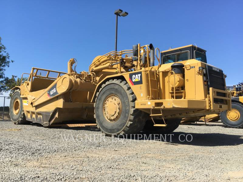 CATERPILLAR DECAPEUSES AUTOMOTRICES 631G equipment  photo 1