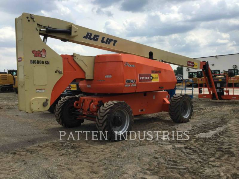 JLG MATERIAL HANDLING DIV. LIFT - BOOM 800AJ equipment  photo 1
