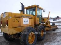 JOHN DEERE NIVELEUSES 772BH equipment  photo 6