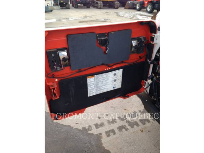 BOBCAT CARGADORES DE CADENAS T450 equipment  photo 11