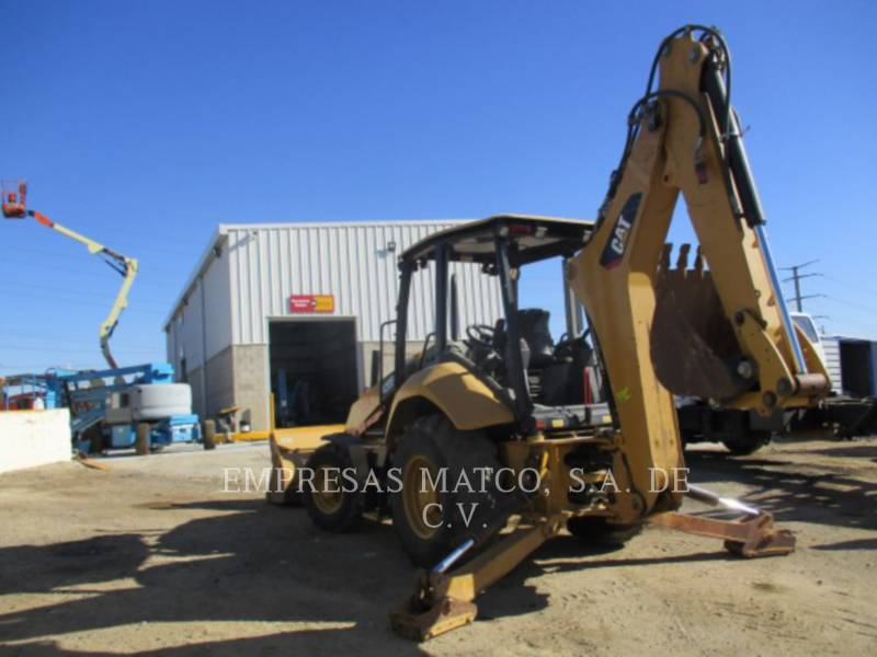 CATERPILLAR BACKHOE LOADERS 420F2STLRC equipment  photo 5