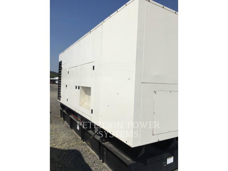 CATERPILLAR STATIONARY GENERATOR SETS 3412 700KW equipment  photo 3