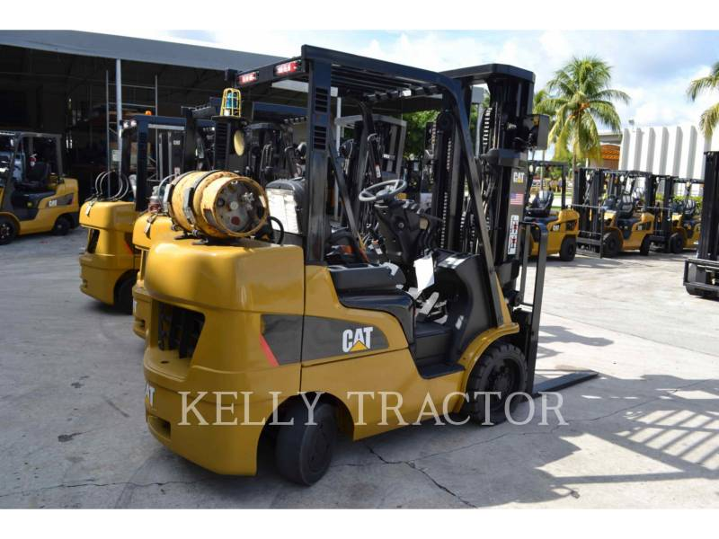 CATERPILLAR LIFT TRUCKS GABELSTAPLER C6000 equipment  photo 2