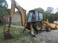 CATERPILLAR RETROEXCAVADORAS CARGADORAS 416C C equipment  photo 3