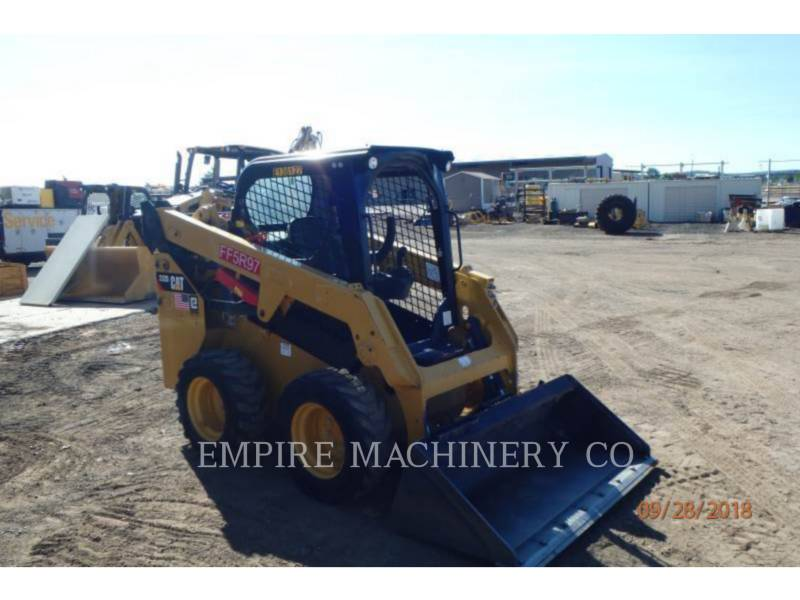CATERPILLAR SCHRANKLADERS 232D equipment  photo 1