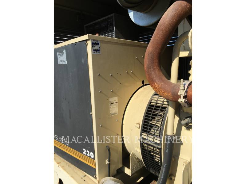 KOHLER STATIONARY GENERATOR SETS 230ROZD01 equipment  photo 3