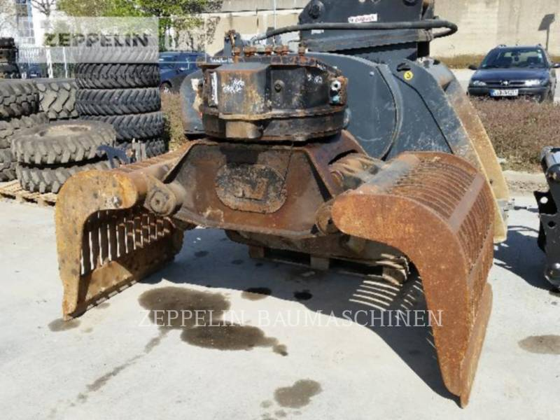 VERACHTERT  GRAPPLE Abbruch Sortiergreif equipment  photo 1