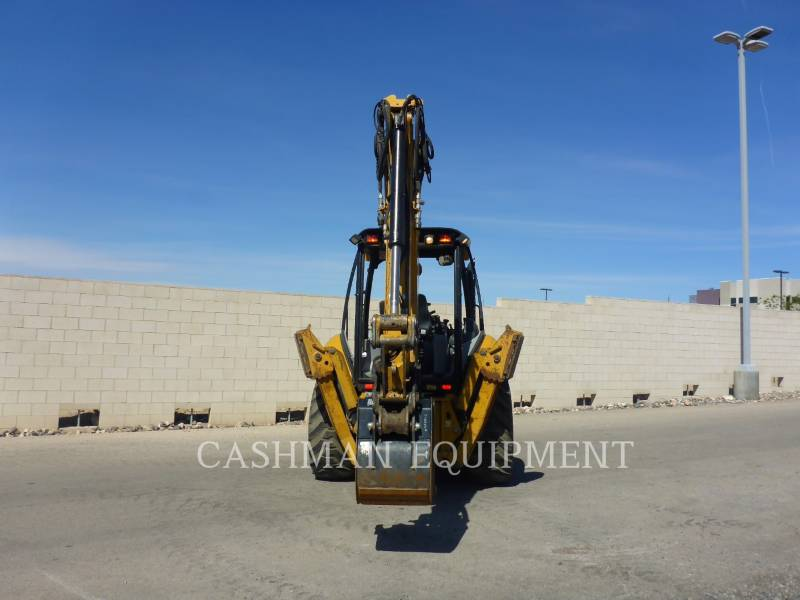 CATERPILLAR RETROESCAVADEIRAS 420F2 equipment  photo 6
