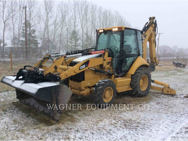 CATERPILLAR BACKHOE LOADERS 430EIT equipment  photo 1