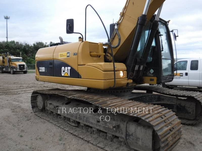CATERPILLAR EXCAVADORAS DE CADENAS 320D L equipment  photo 4
