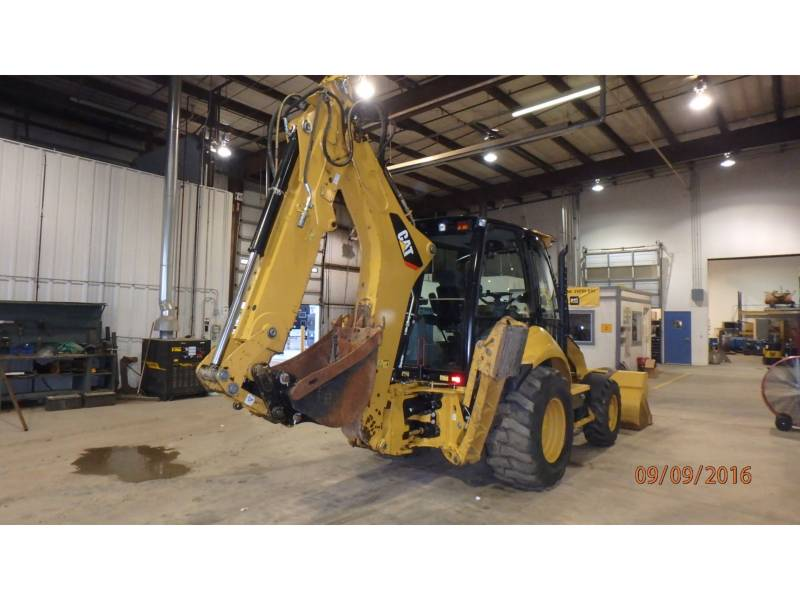 CATERPILLAR RETROESCAVADEIRAS 430FST equipment  photo 3