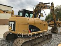 CATERPILLAR TRACK EXCAVATORS 311DLRR equipment  photo 4