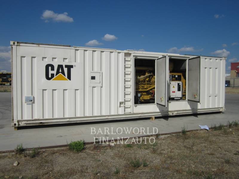 CATERPILLAR POWER MODULES (OBS) 3512B equipment  photo 1