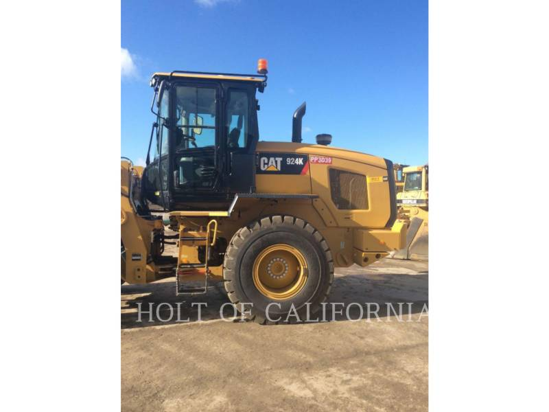 CATERPILLAR CARGADORES DE RUEDAS 924K equipment  photo 5