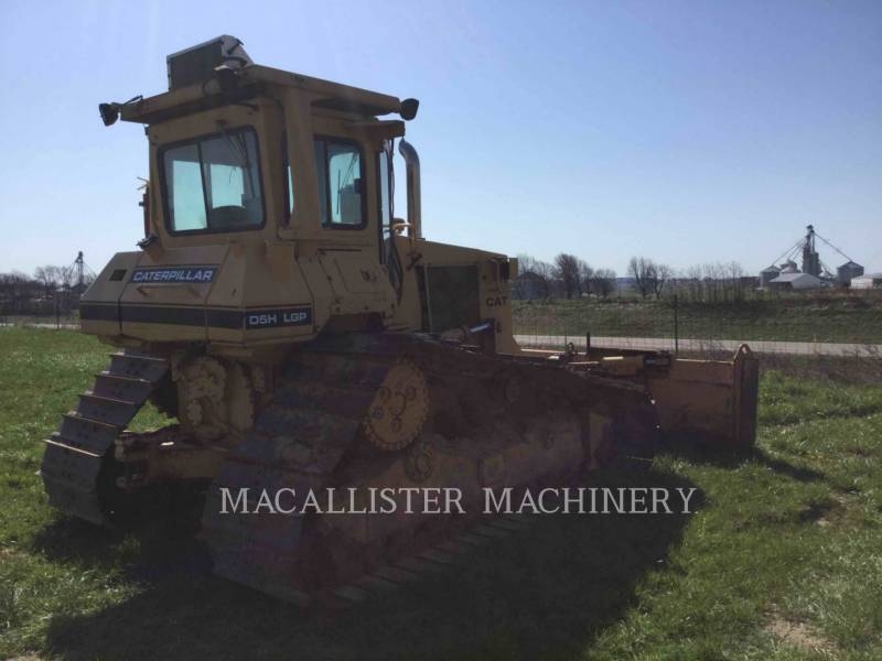 CATERPILLAR TRACK TYPE TRACTORS D5HLGP equipment  photo 8