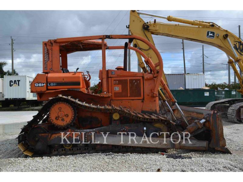 CATERPILLAR TRACTEURS SUR CHAINES D6HLGP equipment  photo 3