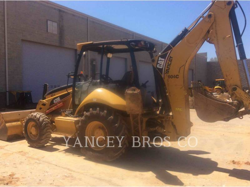 CATERPILLAR RETROEXCAVADORAS CARGADORAS 420E 4X4 equipment  photo 3