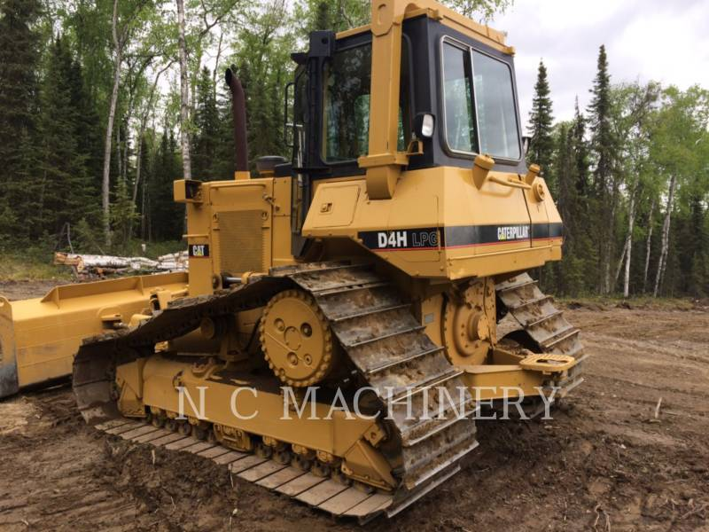 CATERPILLAR TRACTORES DE CADENAS D4HIILGP equipment  photo 3