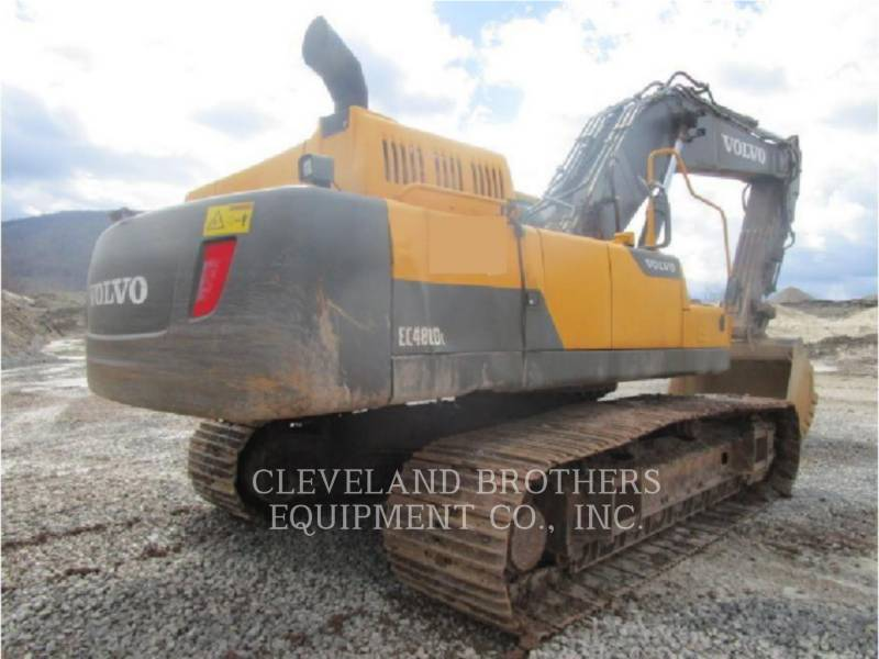 VOLVO CONSTRUCTION EQUIPMENT TRACK EXCAVATORS EC480DL equipment  photo 5