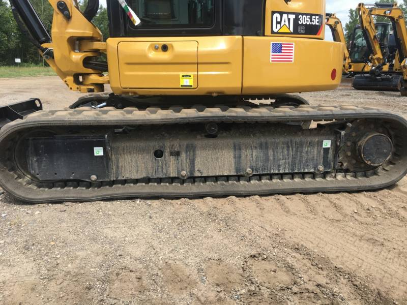 CATERPILLAR トラック油圧ショベル 305.5E2CR equipment  photo 12