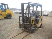 MITSUBISHI CATERPILLAR FORKLIFT ELEVATOARE CU FURCĂ DP15ND equipment  photo 8