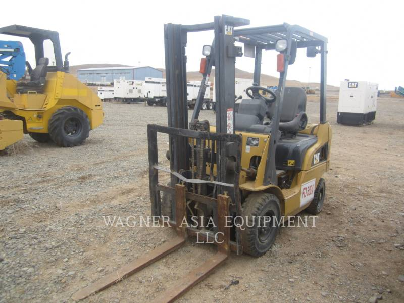 MITSUBISHI CATERPILLAR FORKLIFT FORKLIFTS DP15ND equipment  photo 8