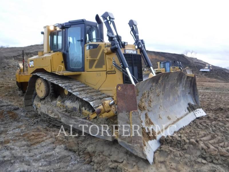 CATERPILLAR TRACTORES DE CADENAS D6T XW equipment  photo 1
