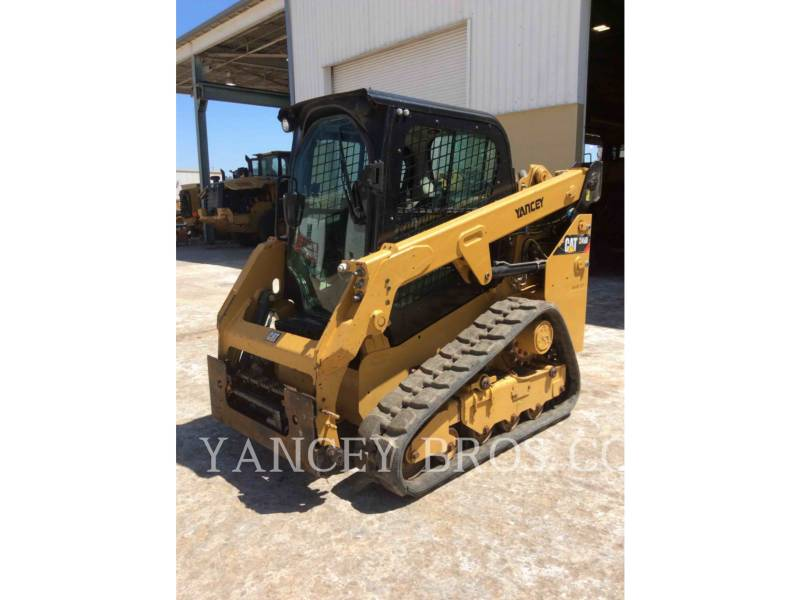 CATERPILLAR CHARGEURS COMPACTS RIGIDES 249D AC equipment  photo 1