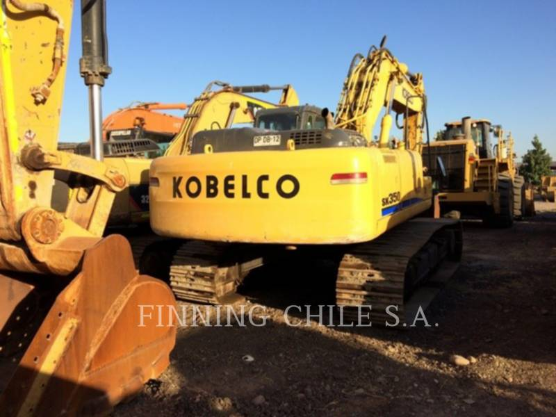 KOBELCO / KOBE STEEL LTD トラック油圧ショベル SK350 ME equipment  photo 2