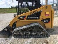 CATERPILLAR MULTI TERRAIN LOADERS 247B3 equipment  photo 2