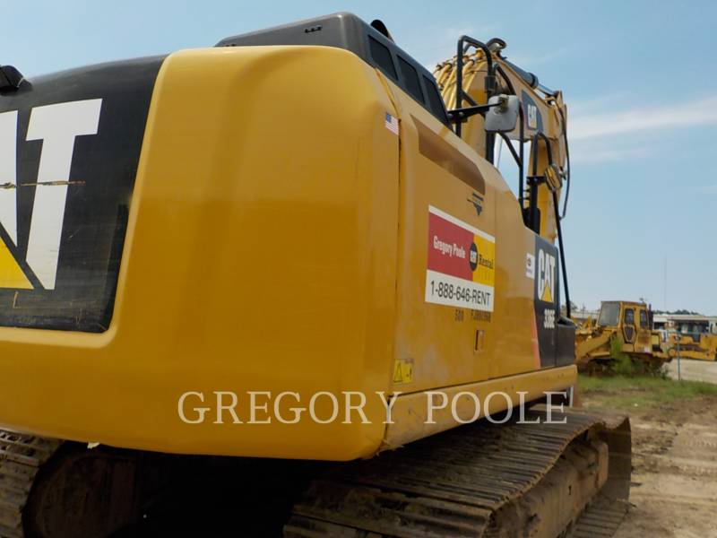 CATERPILLAR TRACK EXCAVATORS 336EL equipment  photo 12