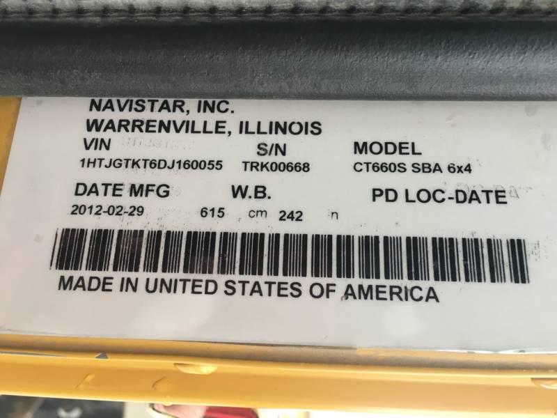 CATERPILLAR ON HIGHWAY TRUCKS CT660S equipment  photo 24