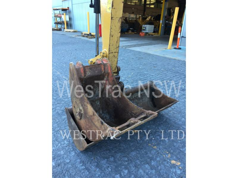 CATERPILLAR TRACK EXCAVATORS 308E2 equipment  photo 12