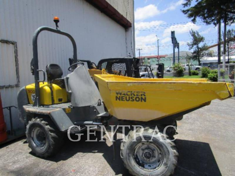 WACKER CORPORATION VEHICULES UTILITAIRES 3001 equipment  photo 2