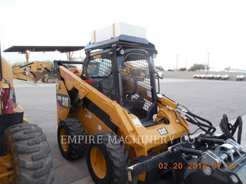 CATERPILLAR SKID STEER LOADERS 262D XPS equipment  photo 2