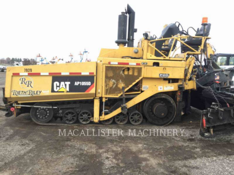 CATERPILLAR FINISSEURS AP1055D equipment  photo 4