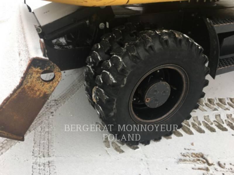 CATERPILLAR KOPARKI KOŁOWE M313D equipment  photo 13