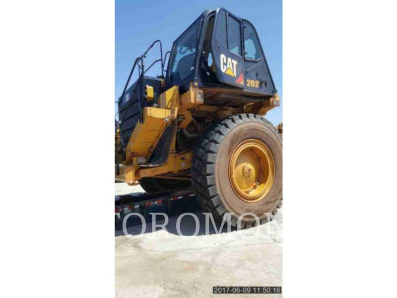 CATERPILLAR OFF HIGHWAY TRUCKS 777G equipment  photo 5
